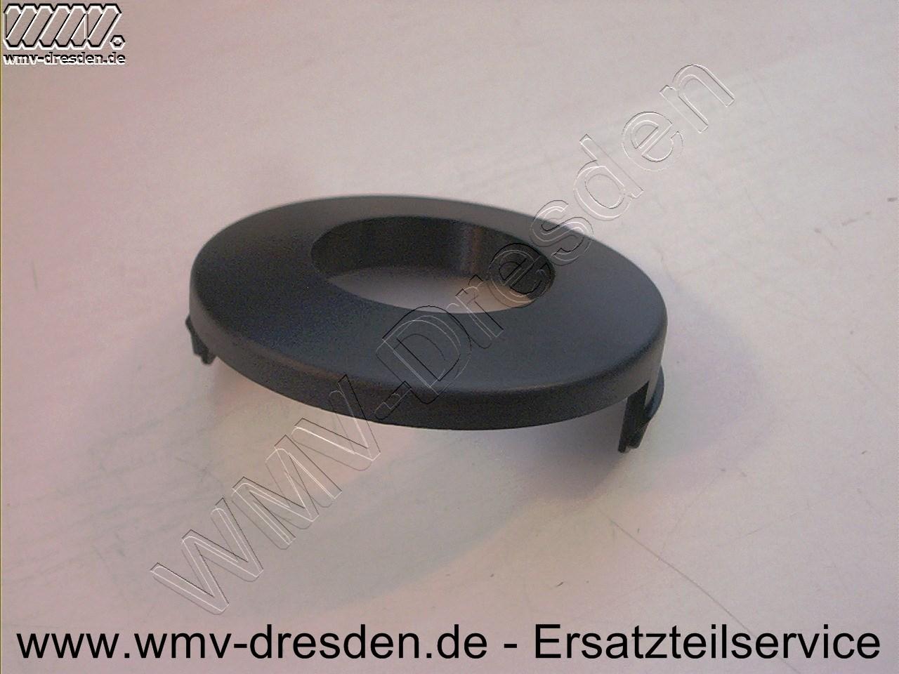 Fadenspulenabdeckung A für RTA 25 72 mm Außendurchmesser