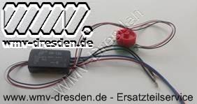 Regelelektronik inkl. soft Start Sensor POS.24 u. 19  !!! Seriennummer der Maschine bitte nachreichen !!!