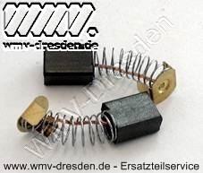 Kohlebürstenpaar für MWS 1800 B, 12 x 8mm