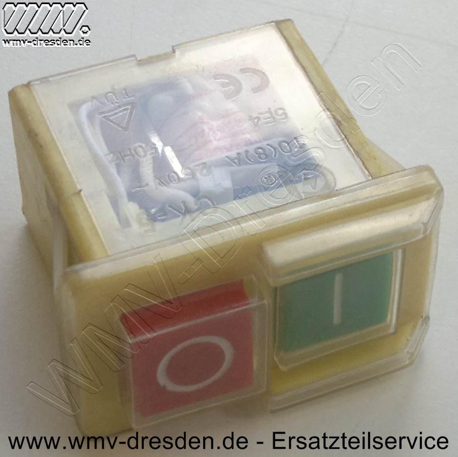 Ein-/Ausschalter ( Rot,Grün Tasten ) KTB 350, KTS 720, TTS 800 - Artikel nicht mehr lieferbar - kein Alternativartikel bekann