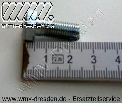 Befestigungschraube für Sägeblatt Linksgewinde TRGS 1200 L