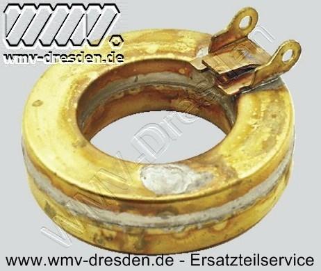 Schwimmer - Ausführung in Messing D 45 mm, Höhe 13 mm