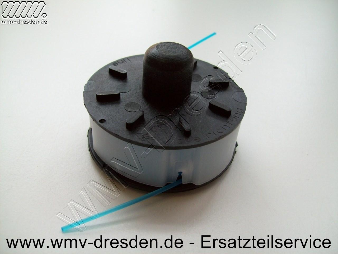 Doppelspule, kpl. für Turbotrimmer classic Cut plus, Art.-Nr. 2403