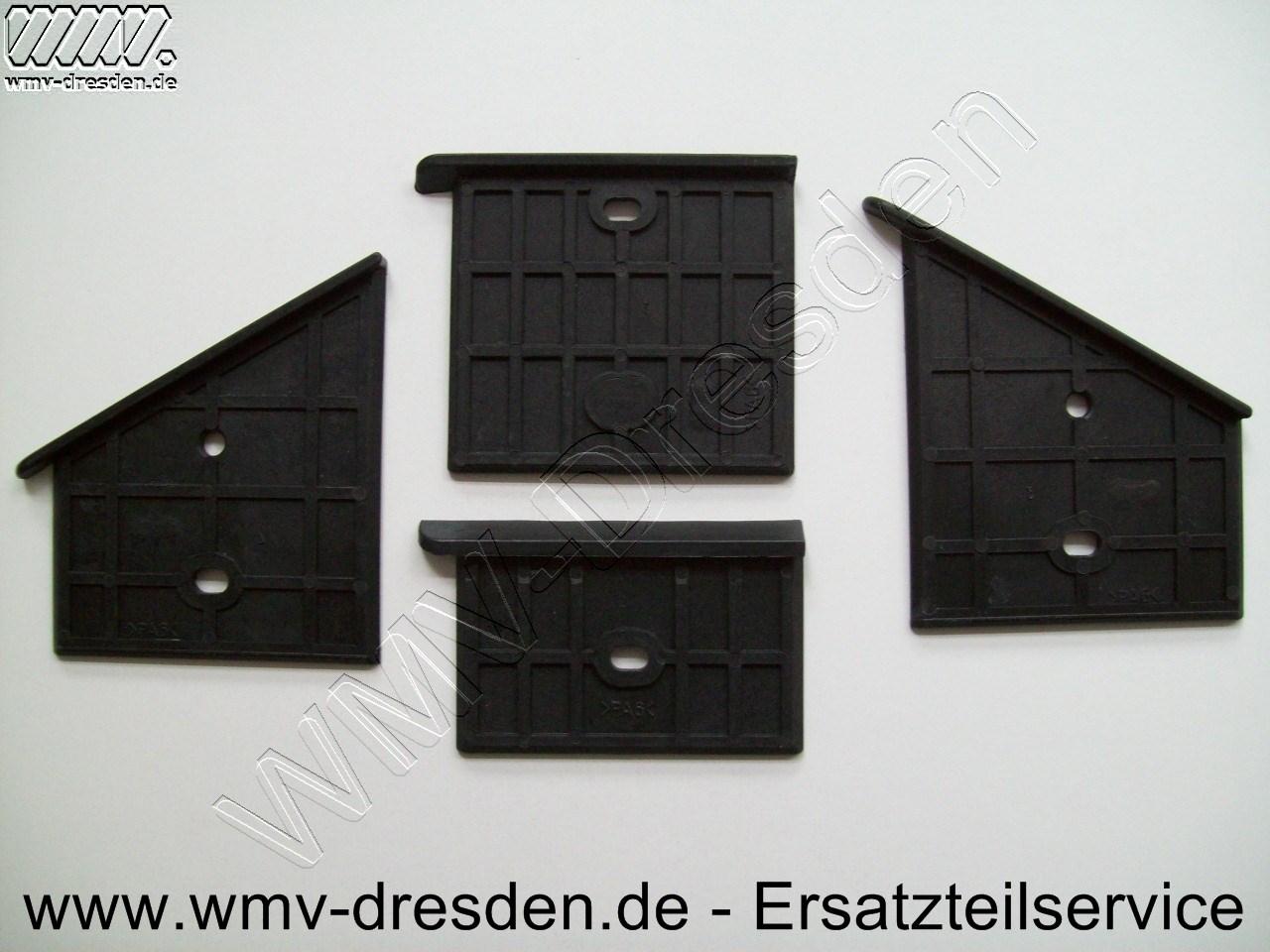 Gleitbacken-Set oben für HOS8230/HOS9A(T) (neue Version) und HOS8T -