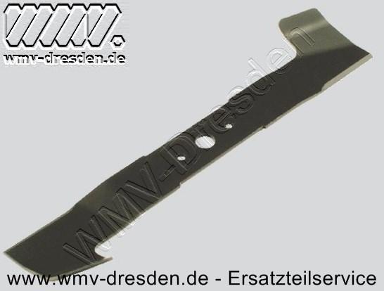 Rasenmähermesser  460 lang, 19,7 mm Bohrung, AL 8 mm, AB 65 mm