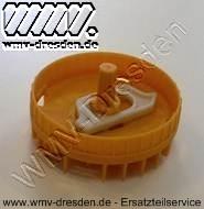 Grundplatte gelb für ERT