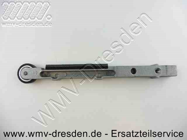Arm, Breite 8 mm, Rollenbreite 4 mm, Länge 13 cm, inkl. Gummiplatte 090522370