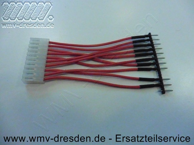 Adapter Molex-Stift