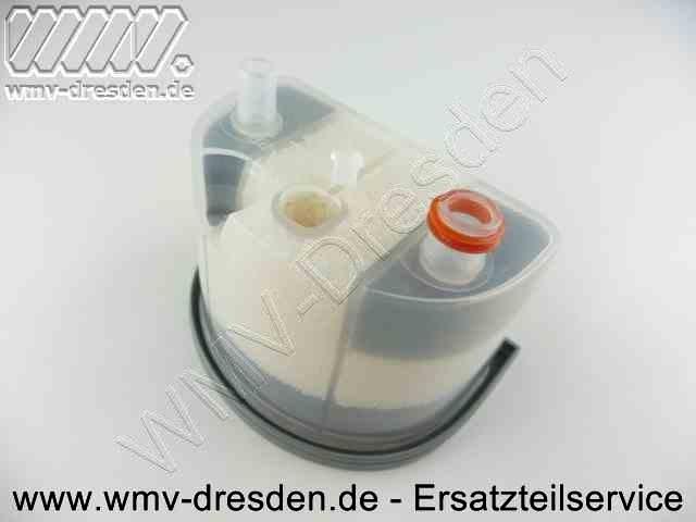 1 Stück Entkalker-Kartusche für Quigg Dampfbügelstation DBS 4015.15 / DBS 4015.16!!! passt nur für DBS 4015.15/16 !!!