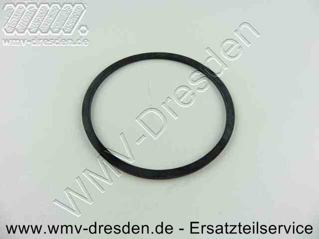 Dichtung - rund,  innen ca. 46 mm, außen ca. 51 mm, ca. 1,5 mm dick