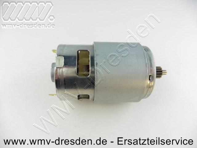 GLEICHSTROMMOTOR 18V ( Z:B: FUER: MAKITA BHP 453 / MAKTEC MT 071 / 081 )
