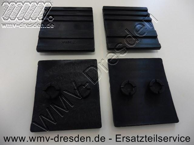 Gleitbacken-Set (4 Backen) unten für HOS8230 / HOS9A (T) neue Version und HOS8T