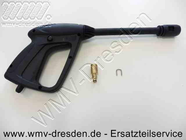 Pistole ohne Schlauch ( Klip I2000080-245 bei Bedarf bitte zusätzlich bestellen )
