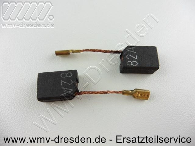 KOHLEBUERSTENPAAR 230 V 6,3x10x13,7 MM