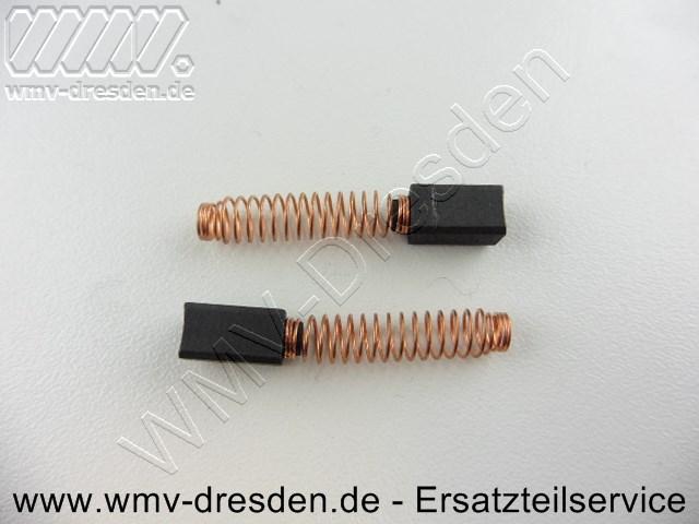 KOHLEBUERSTENPAAR 230V / Z. B. FUER: FS 6000 HD