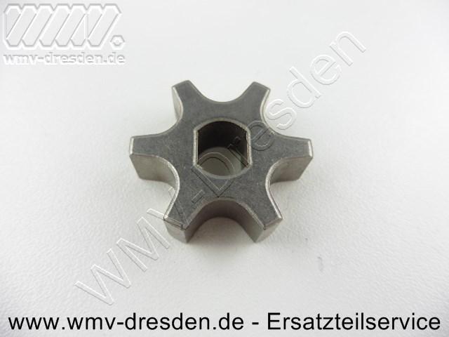 Kettenritzel >>> 6 Zähne, 3 cm Duchmesser <<<