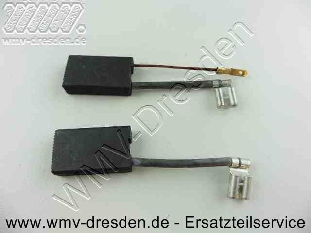 KOHLEBUERSTENPAAR 230V (L 26 mm)
