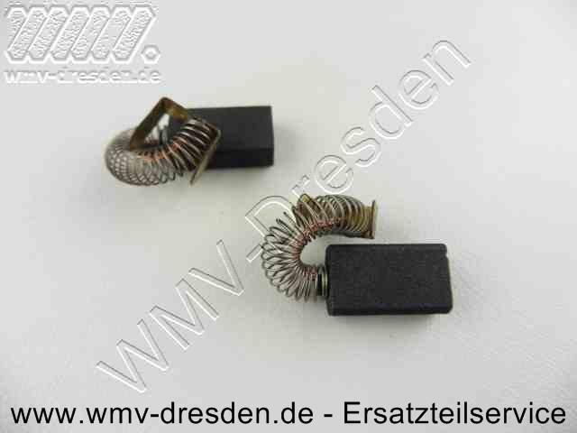 Kohlebürstenpaar für EH 80, FH 71, BH 80, 700W 9x5 mm