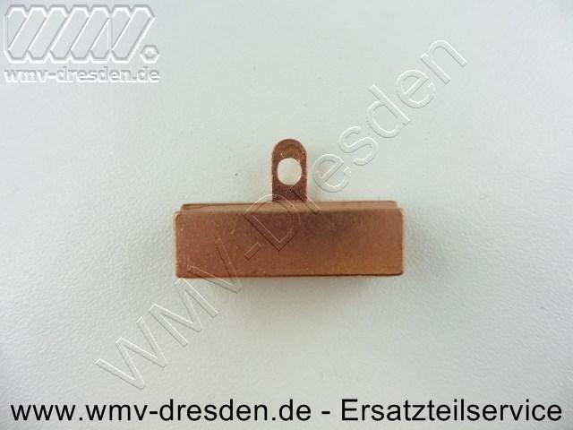 CARBON BRUSH HOLDER / KOHLEBUERSTENHALTER ( 1 STUECK )
