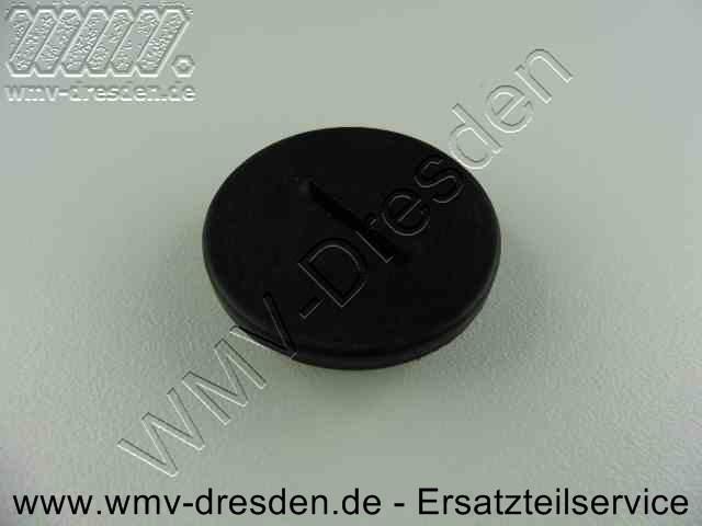 Kohlehalterkappe D 3 cm ( 1 Stueck )