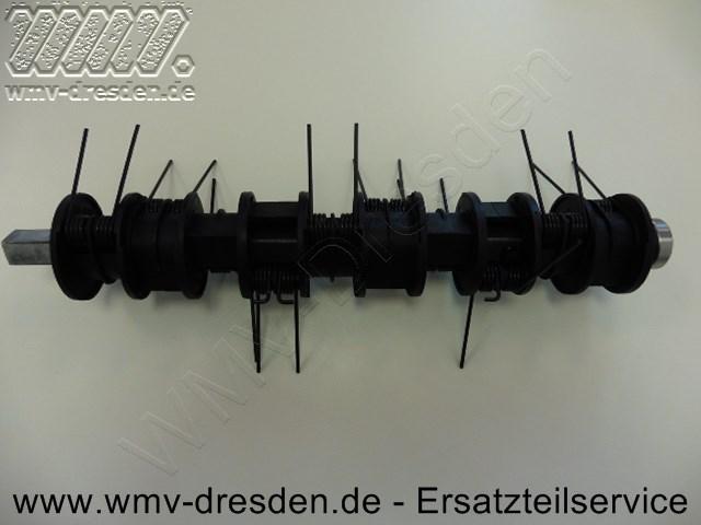 LUEFTERWALZE KPL. FUER VLE 32 / 32,2 / CMI 1000, Arbeitsbreite 32 cm, Gesamtlänge 34 cm