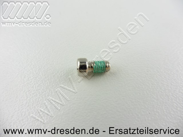 Linsenschraube ( 1 Stueck )