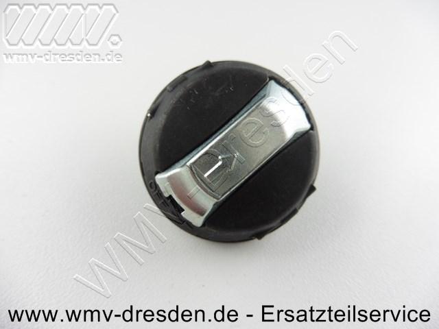 Messerklemme / Sägeblattverschraubung >>> mit Rechtsgewinde, für Geräte mit Motor in Schnittrichtung links <<<