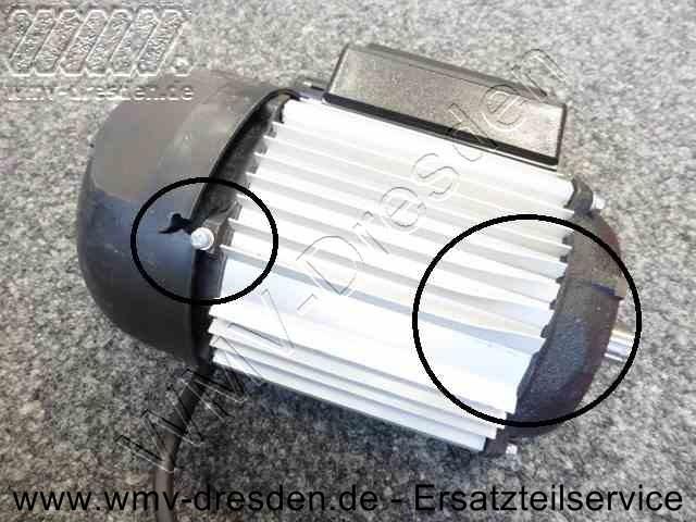 KGT-MOTOR MIT KSK UND BREMSE - SONDERPREIS WEGEN LEICHTER BESCHAEDIGUNGEN - SIEHE FOTO - A >>> Artikel nicht mehr lieferbar