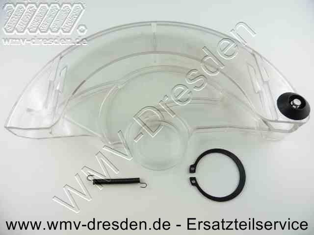 Pendelschutzhaube kpl. mit Feder und Sicherungssring