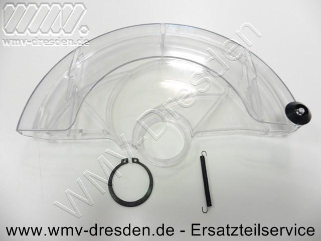 Pendelschutzhaube kpl. mit Roller, Rückzugsfeder und Sicherungsring