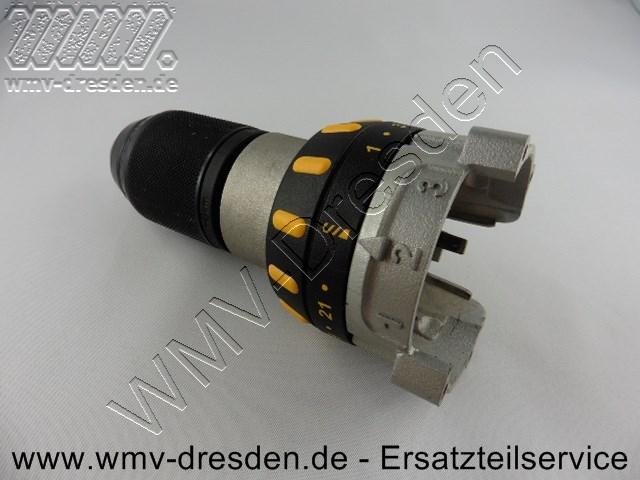 REPARATURSATZ SCHNELLSPANN-BOHRFUTTER FÜR DEWALT DC 920 K / DC 930 K / DC 940 K