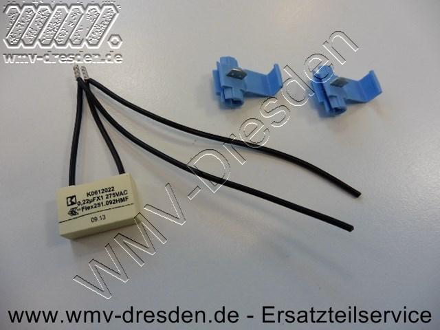 Reparatursatz Kondensator fuer Elektronik