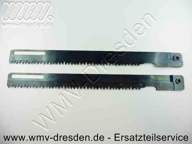 Doppel-Sägeblatt fein BD 380 / KS 380 >>> Gesamtlänge 290 mm, Arbeitslänge 240 mm <<<