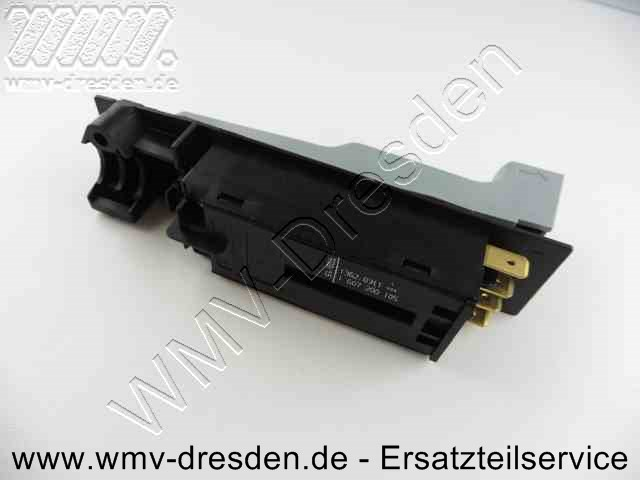 Schalter >>> mit 4 Anschlußfahnen für Geräte mit Anlaufstrombegrenzer <<<