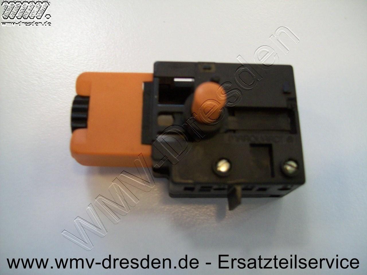 Schalter schwarz-orange, EHR 10 ELM und EHR 10 EL