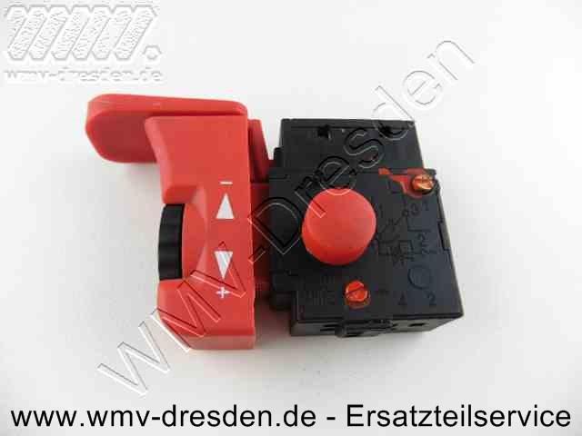 Schalter inkl. R/L-Umschalter z.B. für TPMB 950 E