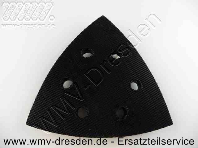 Schleiftplatte für Dreieckschleifer Kress CDS 6420 / 6425 / CDS 6422 E