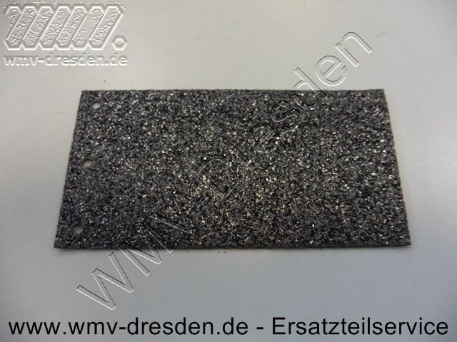 Graphitplatte / Schleifunterlage 15 x 7,7 cm >>> 2er Pack <<<