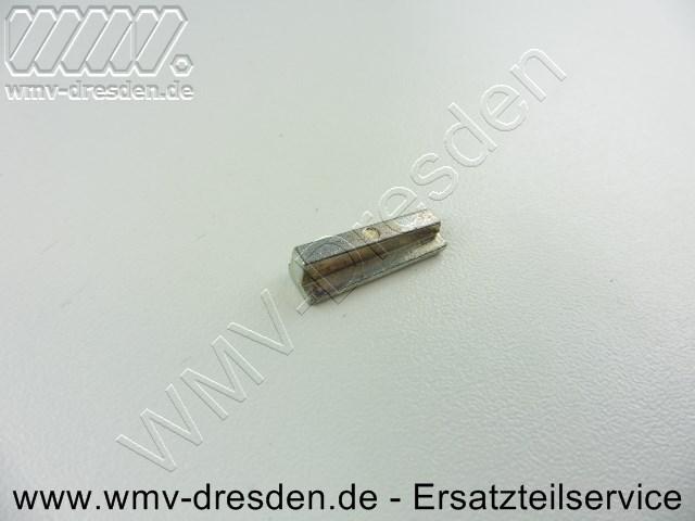 Schwungradkeil L - förmig
