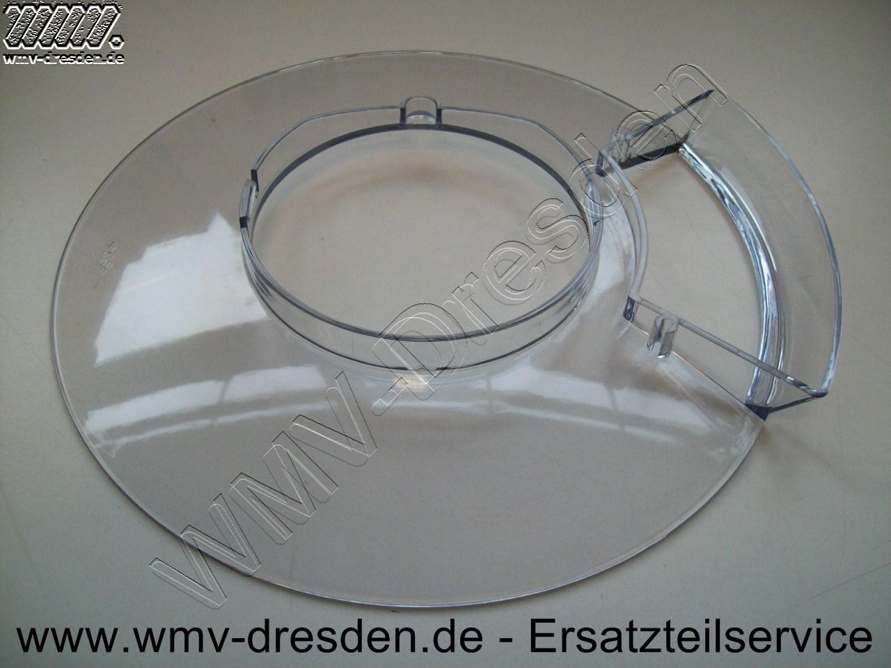 Spritzschutzdeckel für alle Quigg KM 1810  >>> Innendurchmesser 10,7 cm, Maße bitte beachten <<<