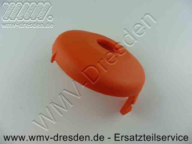 Spulenabdeckung mit Befestigungslaschen >>> Aussendurchmesser 76 mm, Innenloch 19 mm <<<