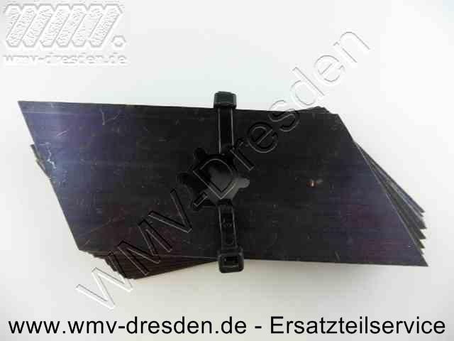 VERTIKUTIERERMESSERSATZ 403 (17 Stück, 1,5 mm dick) - in Original-Qualität nicht mehr erhältlich