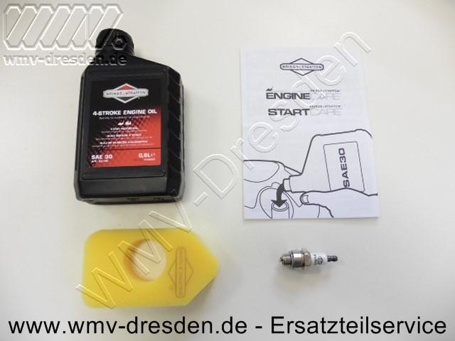 Wartungsset fuer 450 Series / 550 Series Classic und Sprint ( 1 Fl. Motorenöl, 1 Zündkerze, 1 Luftfilter )