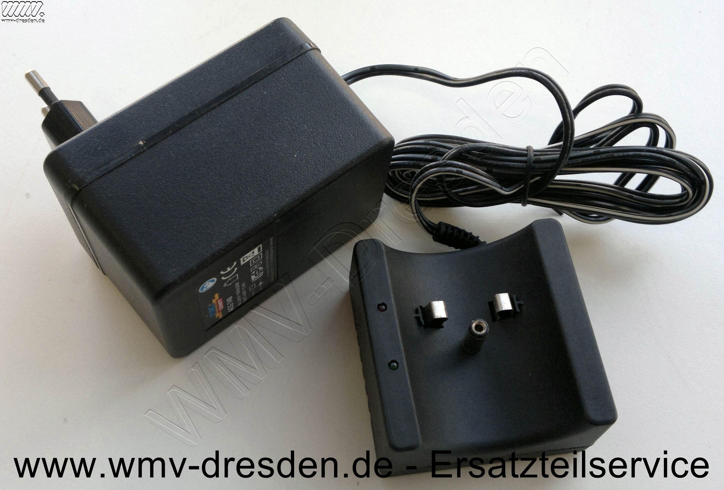 Ladegerät für Stabschrauber KAS 48 B und C / ACG 148 siehe Gewährleistungshinweise -