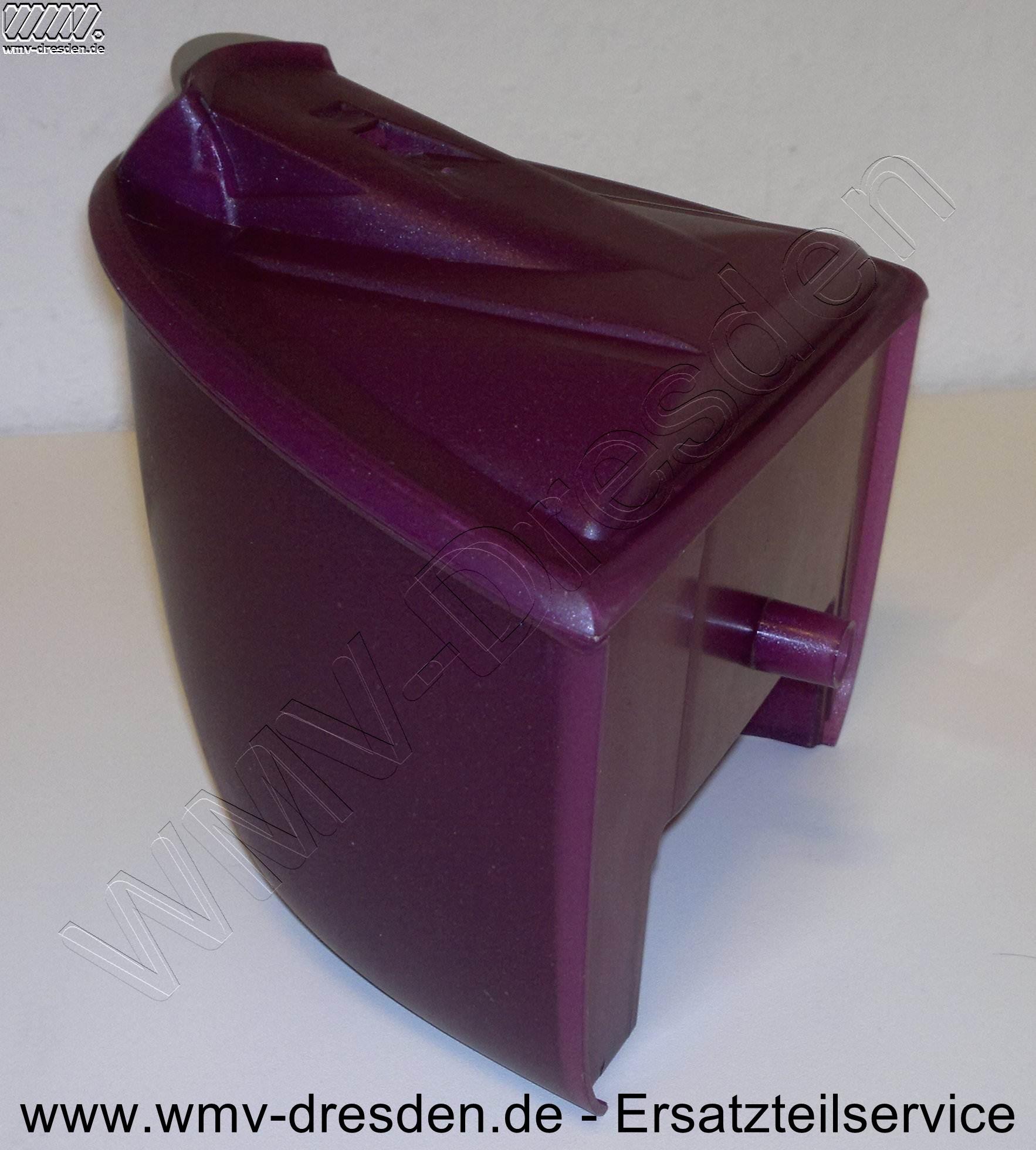 Wassertank pink für DBS 3000.10 / 11,  DBS 5000.11 / 12  / 13 - Artikel nicht mehr lieferbar  - Artikel nicht mehr lieferbar