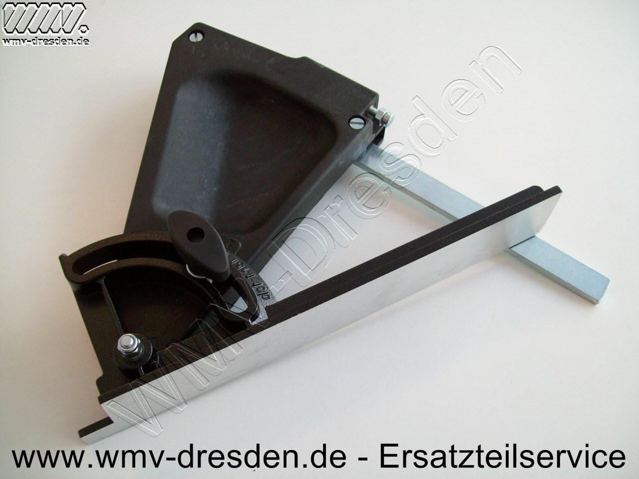 Schiebe- und Gehrungsanschlag fuer TGS 171 / 172 / 173