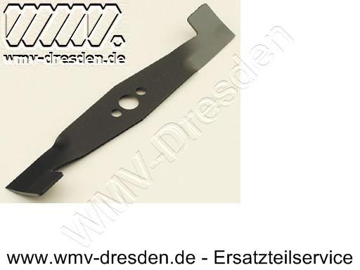 Mähmesser 33 cm, Bohrung 20,4 mm, Bohrung der Außenlöcher 10,3 mm, Abstand der Außenlöcher 40 mm (ehemals 00.3103.33)