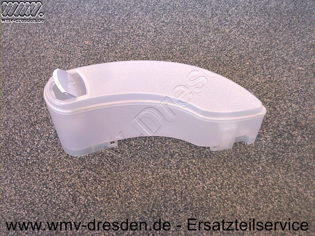 Wassertank-GRAU-für DBS 2200.04, 2400.06 ,07,08,09,10 Dampfbügelstation