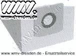 Staubsaugerbeutel Papier 5er-Pack für Sauger Quigg  BS 4000, QU 106, QU 370