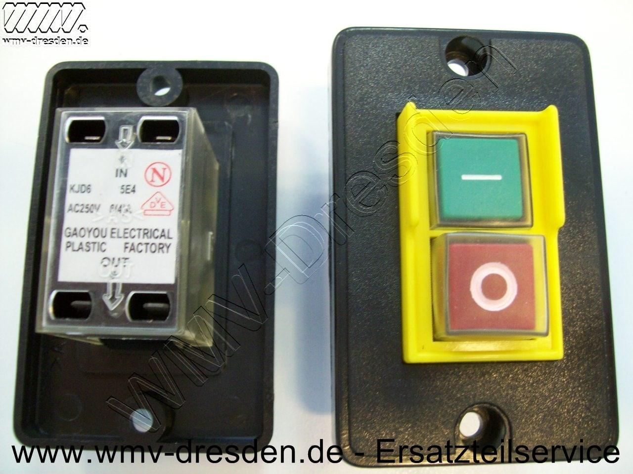 Schalter, z.B. für TTB-16/500 - nach Abverkauf nicht mehr verfügbar >>> Artikel nicht mehr lieferbar